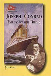 Omslag Två essäer om Titanic